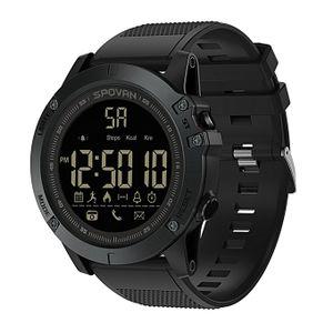 Spovan Outdoor Digital Smart Sport Watch For Men With Pedometer