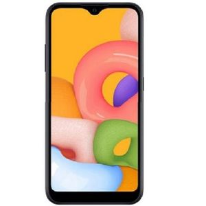 Samsung Galaxy A01 5.7 -Inch Infinity-V Display (2GB16GB ROM) Android 10.0 (13MP+2MP) + 5MP Dual SIM