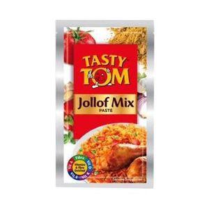 Tasty tom JOLLOF MIX.