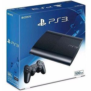 Sony PS3 Super Slim - 500GB
