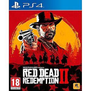 Rockstar Games Red Dead Redemption II Ps4