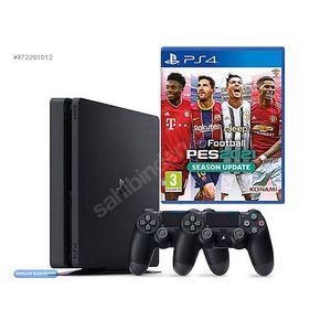 Sony 1TB PlayStation 4 Slim + Extra Controller + Pes2021 Bundle