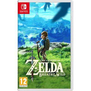 Nintendo Legend Of Zelda Breathe Of The Wild Nintendo Switch