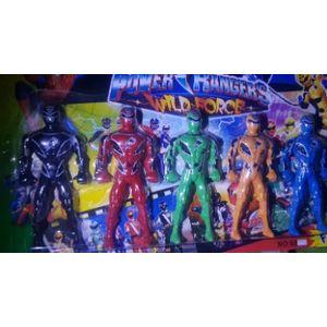 L'OGA Action Figures Power Rangers Toys