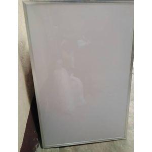 Magnetic 4x3 Dry Wipe Whiteboard & Eraser Memo Teaching Board KitchenOffice