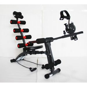 Six Pack Wonder Core With Pedal Ab Machine For Whole Body