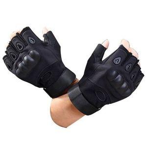 Half Finger Tactical Hand Gloves