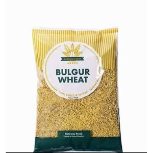Gateway Bulgur Wheat 100% Wheat - Coarse 1kg
