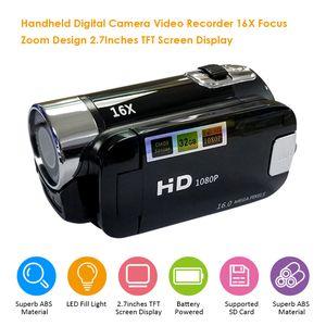 Digital Camera Video Recorder 16X F-ocus Zoom Design