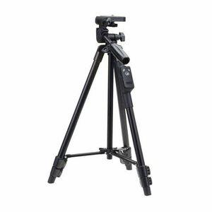 Newly Enhanced 5208 Mobile Phone Camera Tripod Stand+Remote+Phone Holder
