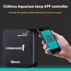 Chihiros Bluetooth LED Light Dimmer A Controller Modulator Aquarium Fish Tank #Commander 4-4 Ways