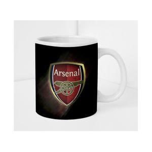 Arsenal Custom Branded Ceramic Mug