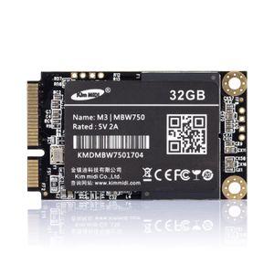Kim MiDi MBW750 3.8mm 1.8 Inch MSATA Solid State Drive Flash Architecture: MLC Capacity: 32GB