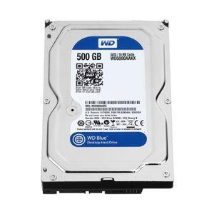 Western Digital Desktop Hard Drive SATA - 500GB