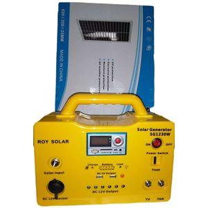 Roy Solar Home Solar Lighting System SG1230W