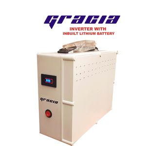Gracia SOLAR GENERATOR With Inbuilt Lithium Battery