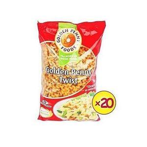 Golden Penny Macaroni Twist- 500g X 20