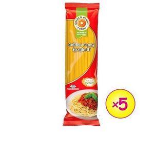 Golden Penny Spaghetti - 500g (Pack Of 5)