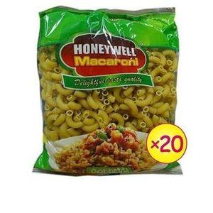 Honeywell Macaroni - Cavatto 500G X 20