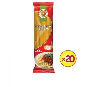 Golden Penny Spaghetti - 500g (Pack Of 20) 1 Carton