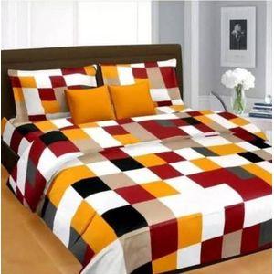 Bedsheet Duvet 2/4 Pillow Cases
