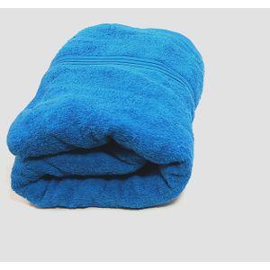 Cotton Towel-Blue(Large)
