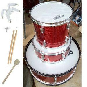 Premier School Drum With Accessories- 3 Pieces