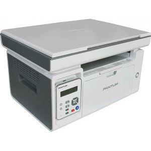 Pantum M6500 All In One Mono Laserjet Printer White/Grey