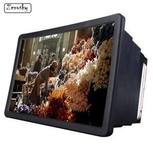 Portable 3D Video Enlarge Smartphone