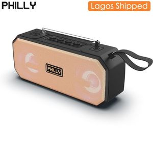Philly Wireless Subwoofer Bluetooth Speaker Mini Portable