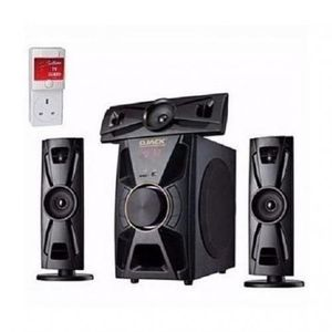 Quality Bluetooth Home Theater System + FREE Power Surge