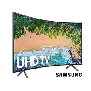 Samsung 49 Inch Curved UHD 4K Smart Tv- TV/Mobile Screen Mirroring