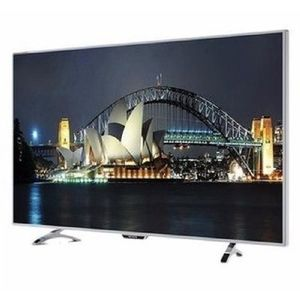 "Polystar 4K LED 55"" TV ULTRA HD SMART - LED FULL HD"