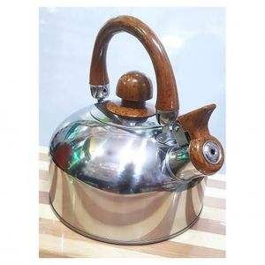 3 Litres Solid Stainless Steel Whistling Kettle