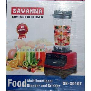 Savanna Multi Functional Food Blender And Grinder