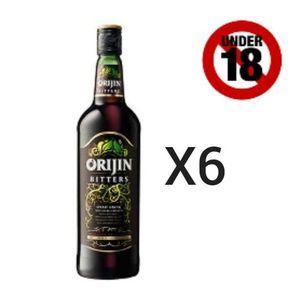 Orijin Bitters 75cl X6