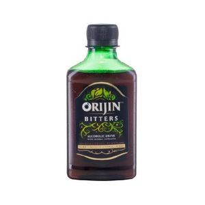 Orijin Bitters 30% Alcoholic Spirit Drink Plastic 20cl X 12