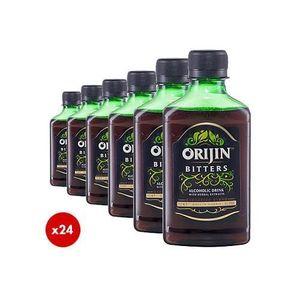 Orijin Bitters 30% Alcoholic Spirit Drink Plastic 20cl X24