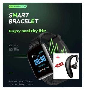 Bluetooth Health Watch Plus Free Gift